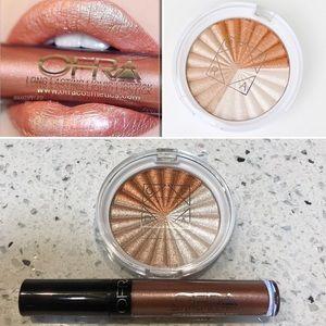 🌟2/$40 OFRA Highlighter & Liquid Lipstick